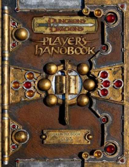 Bestselling Sci-Fi/ Fantasy (2008) - Player's Handbook, Version 3.5 (Dungeon & Dragons Roleplaying Game: Core Rules)