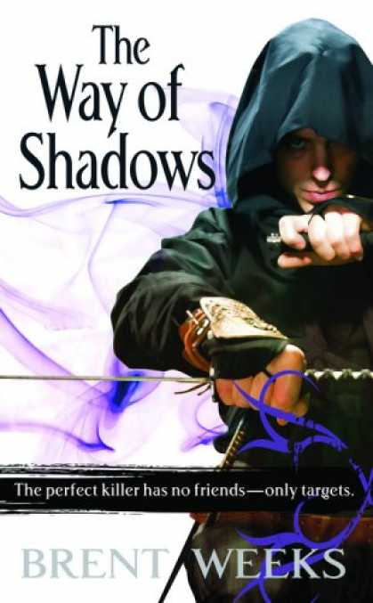 Bestselling Sci-Fi/ Fantasy (2008) - The Way of Shadows (The Night Angel Trilogy) by Brent Weeks