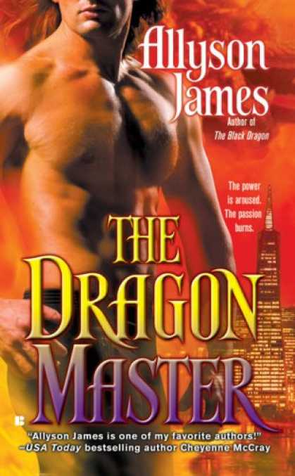 Bestselling Sci-Fi/ Fantasy (2008) - The Dragon Master (Dragon Series, Book 3) by Allyson James