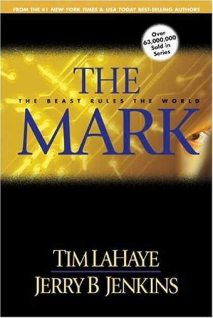 Bestselling Sci-Fi/ Fantasy (2008) - The Mark: The Beast Rules the World (Left Behind No. 8) by Jerry B. Jenkins
