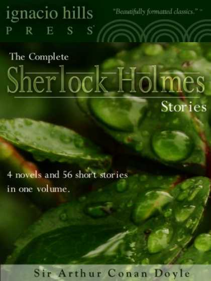 Bestselling Sci-Fi/ Fantasy (2008) - Sherlock Holmes: The Complete Collection (Sherlock Holmes) by Arthur Conan Doyle