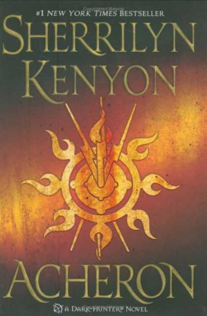 Bestselling Sci-Fi/ Fantasy (2008) - Acheron (Dark-Hunter, Book 12) by Sherrilyn Kenyon