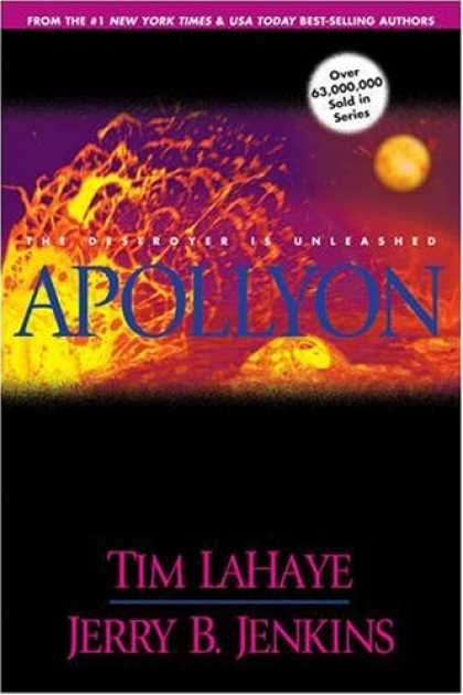 Bestselling Sci-Fi/ Fantasy (2008) - Apollyon: The Destroyer Is Unleashed (Left Behind No. 5) by Tim LaHaye