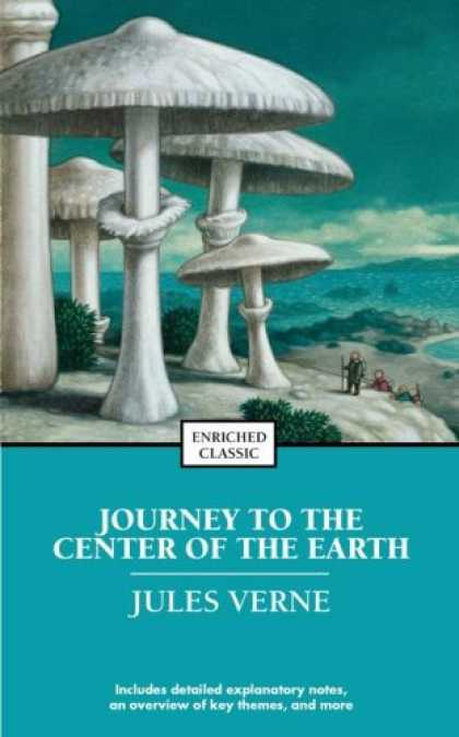 Bestselling Sci-Fi/ Fantasy (2008) - Journey to the Center of the Earth (Enriched Classic) by Jules Verne