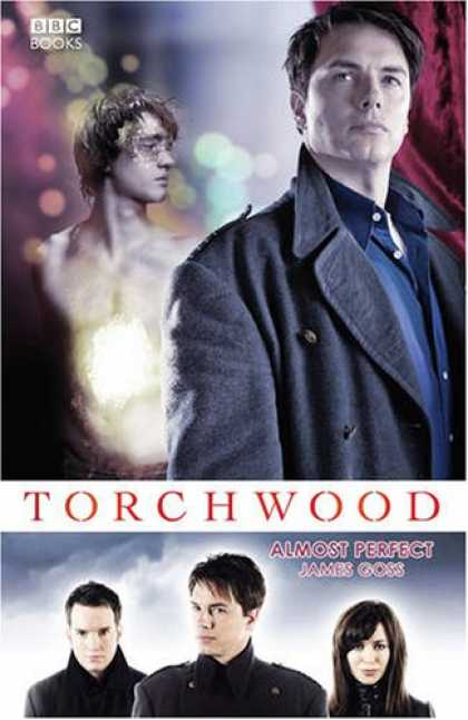 Bestselling Sci-Fi/ Fantasy (2008) - Torchwood: Almost Perfect by James Goss