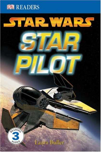 Bestselling Sci-Fi/ Fantasy (2008) - Star Wars: Star Pilot (DK READERS) by Laura Buller