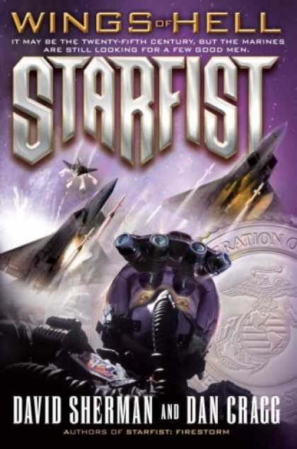 Bestselling Sci-Fi/ Fantasy (2008) - Starfist: Wings of Hell by David Sherman