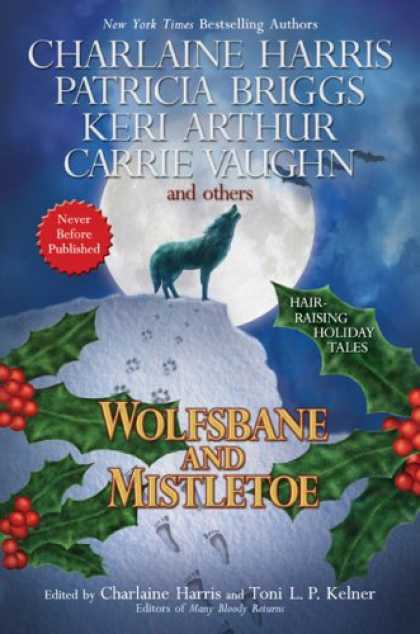 Bestselling Sci-Fi/ Fantasy (2008) - Wolfsbane and Mistletoe