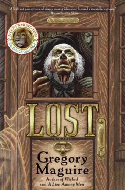 Bestselling Sci-Fi/ Fantasy (2008) - Lost: A Novel by Gregory Maguire