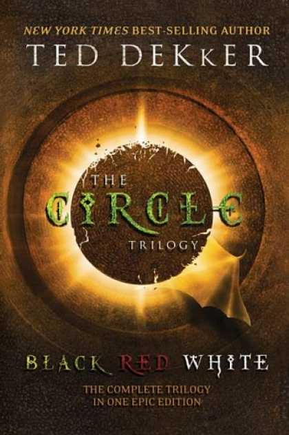 Bestselling Sci-Fi/ Fantasy (2008) - Black/Red/White (The Circle Trilogy 1-3) by Ted Dekker