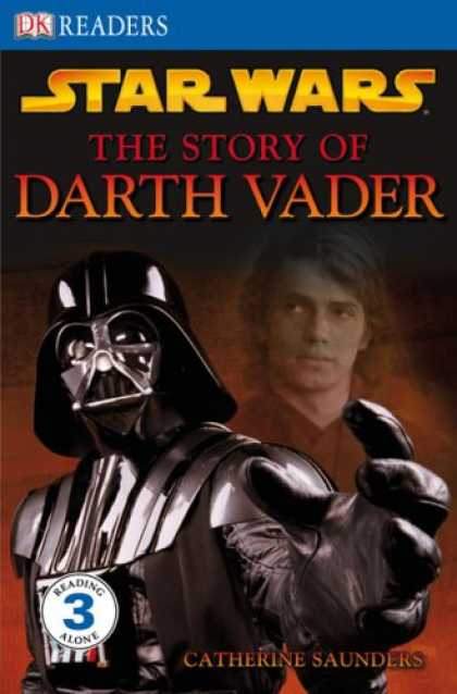 Bestselling Sci-Fi/ Fantasy (2008) - The Story of Darth Vader (DK READERS) by Catherine Saunders
