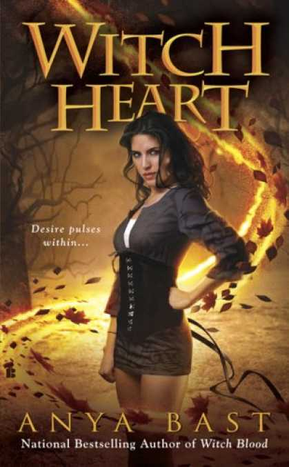 Bestselling Sci-Fi/ Fantasy (2008) - Witch Heart (Elemental Witches, Book 3) by Anya Bast