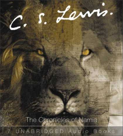 Bestselling Sci-Fi/ Fantasy (2008) - The Complete Chronicles of Narnia CD Box Set by C. S. Lewis