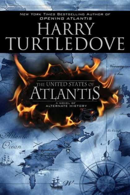 Bestselling Sci-Fi/ Fantasy (2008) - The United States of Atlantis by Harry Turtledove