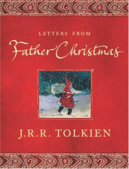 Bestselling Sci-Fi/ Fantasy (2008) - Letters From Father Christmas by J.R.R. Tolkien