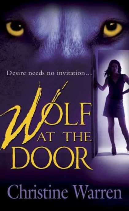 Bestselling Sci-Fi/ Fantasy (2008) - Wolf at the Door (The Others, Book 1) by Christine Warren