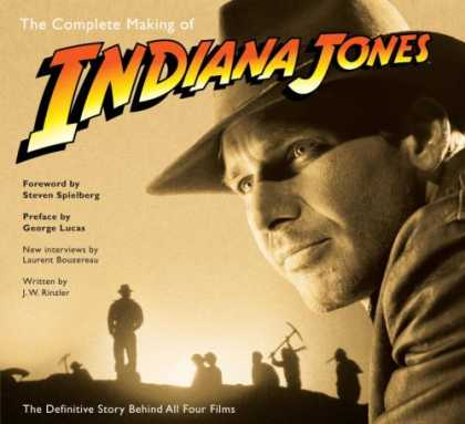 Bestselling Sci-Fi/ Fantasy (2008) - The Complete Making of Indiana Jones: The Definitive Story Behind All Four Films