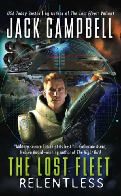 Bestselling Sci-Fi/ Fantasy (2008) - Relentless (The Lost Fleet, Book 5) by Jack Campbell