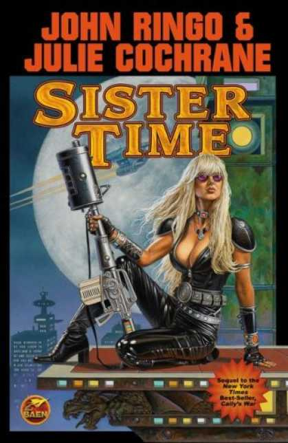 Bestselling Sci-Fi/ Fantasy (2008) - Sister Time (The Posleen War) by John Ringo
