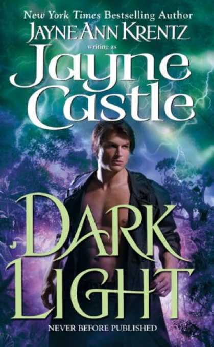 Bestselling Sci-Fi/ Fantasy (2008) - Dark Light (Ghost Hunters, Book 5) by Jayne Castle
