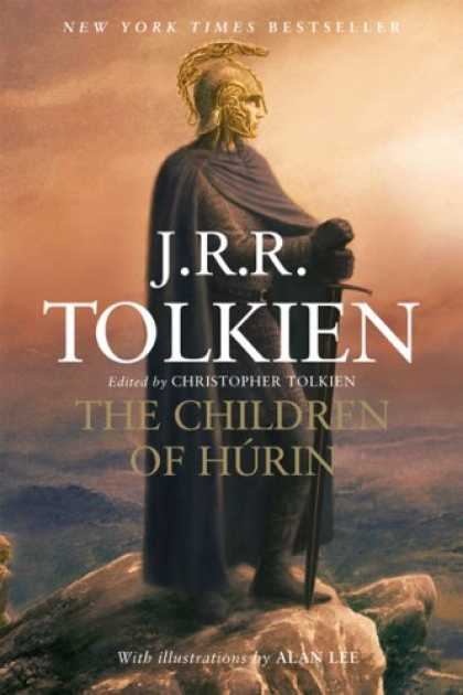 Bestselling Sci-Fi/ Fantasy (2008) - The Children of Hurin by J.R.R. Tolkien