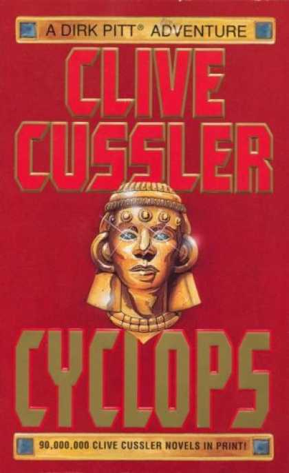 Bestselling Sci-Fi/ Fantasy (2008) - Cyclops (Dirk Pitt) by Clive Cussler