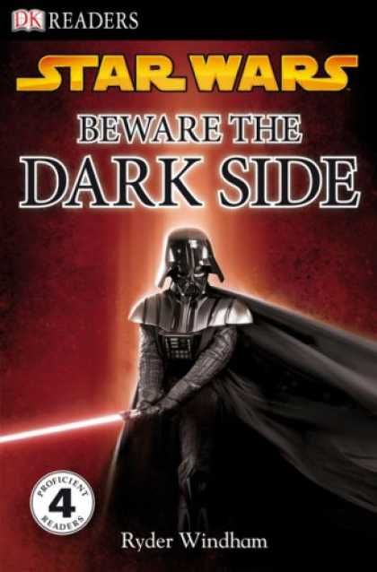 Bestselling Sci-Fi/ Fantasy (2008) - Beware The Dark Side (DK READERS) by Simon Beecroft
