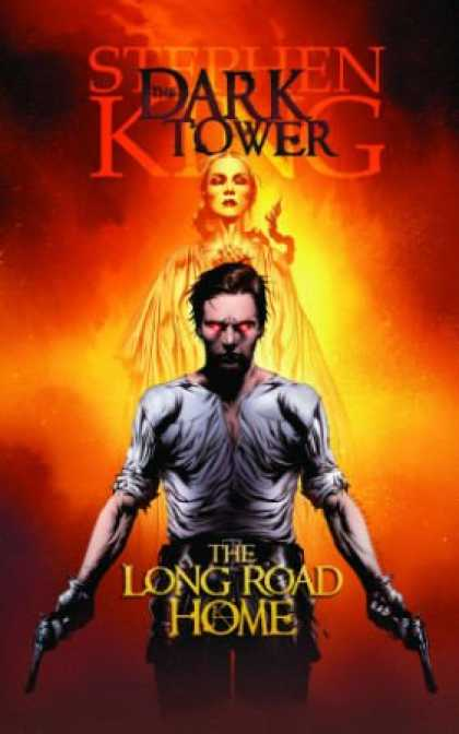 Bestselling Sci-Fi/ Fantasy (2008) - The Long Road Home (The Dark Tower Graphic Novels, Book 2) by Stephen King