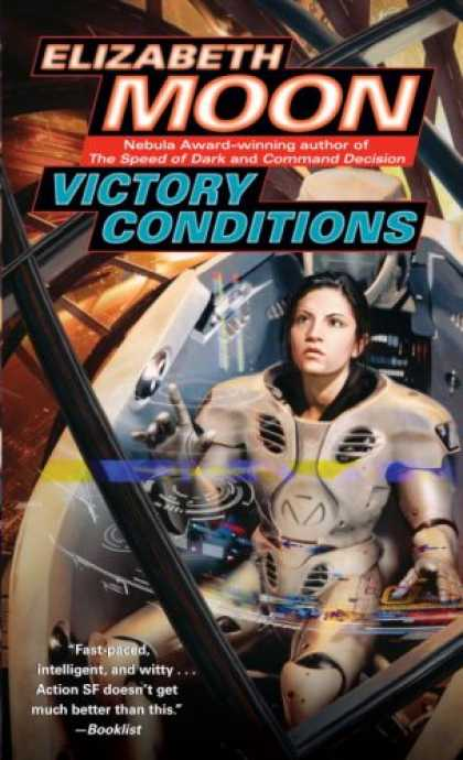 Bestselling Sci-Fi/ Fantasy (2008) - Victory Conditions (Vatta's War) by Elizabeth Moon