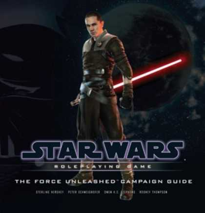 Bestselling Sci-Fi/ Fantasy (2008) - Force Unleashed Campaign Guide (Star Wars) by Sterling Hershey