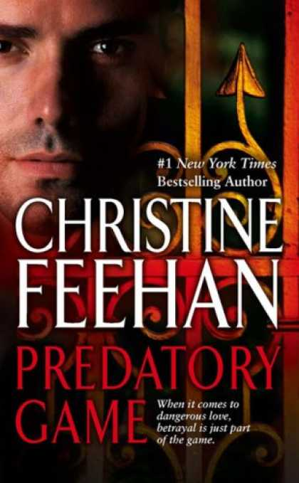 Bestselling Sci-Fi/ Fantasy (2008) - Predatory Game (GhostWalkers, Book 6) by Christine Feehan