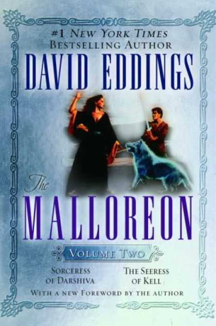 Bestselling Sci-Fi/ Fantasy (2008) - The Malloreon, Vol. 2 (Books 4 & 5): Sorceress of Darshiva, The Seeress of Kell
