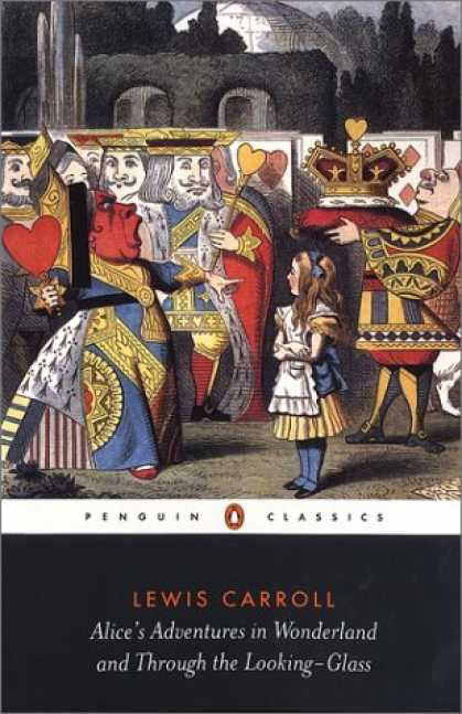 Bestselling Sci-Fi/ Fantasy (2008) - Alice's Adventures in Wonderland and Through the Looking-Glass (Penguin Classics
