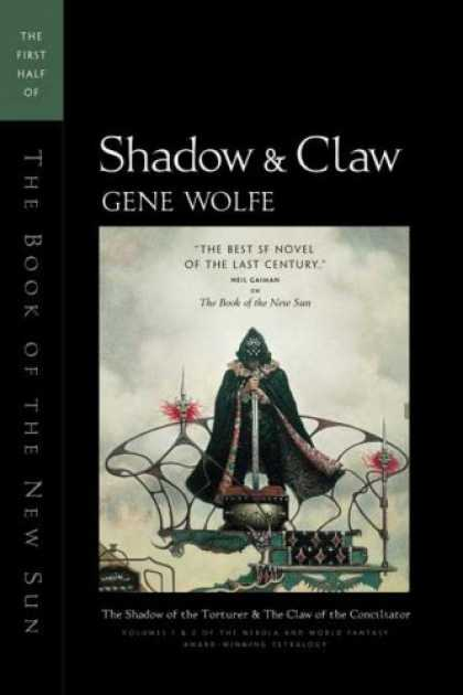 Bestselling Sci-Fi/ Fantasy (2008) - Shadow & Claw: The First Half of 'The Book of the New Sun' (New Sun) by Gene Wol