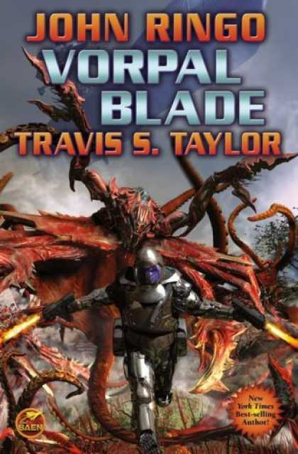 Bestselling Sci-Fi/ Fantasy (2008) - Vorpal Blade (Looking Glass, Book 2) by John Ringo