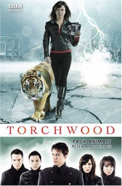 Bestselling Sci-Fi/ Fantasy (2008) - Torchwood: Pack Animals by Peter Anghelides