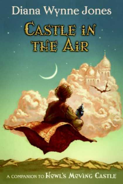 Bestselling Sci-Fi/ Fantasy (2008) - Castle in the Air by Diana Wynne Jones