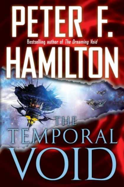Bestselling Sci-Fi/ Fantasy (2008) - The Temporal Void by Peter F. Hamilton