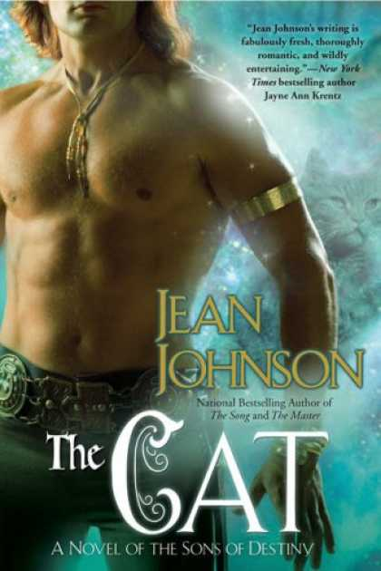 Bestselling Sci-Fi/ Fantasy (2008) - The Cat (The Sons of Destiny, Book 5) by Jean Johnson