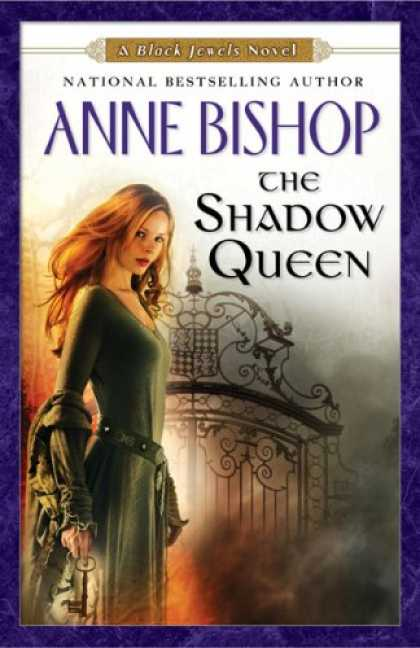 Bestselling Sci-Fi/ Fantasy (2008) - The Shadow Queen (Black Jewels, Book 7) by Anne Bishop