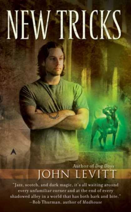 Bestselling Sci-Fi/ Fantasy (2008) - New Tricks by John Levitt