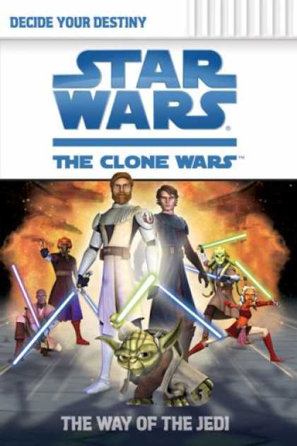 Bestselling Sci-Fi/ Fantasy (2008) - The Way of the Jedi #1 (Star Wars: The Clone Wars) by Jake T. Forbes