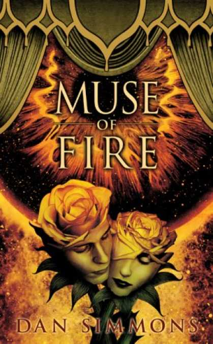 Bestselling Sci-Fi/ Fantasy (2008) - Muse of Fire by Dan Simmons