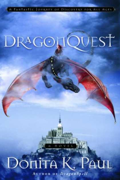 Bestselling Sci-Fi/ Fantasy (2008) - DragonQuest (Dragon Keepers Chronicles, Book 2) by Donita K. Paul