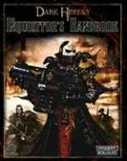 Bestselling Sci-Fi/ Fantasy (2008) - Dark Heresy: The Inquisitor's Handbook by Alan Bligh