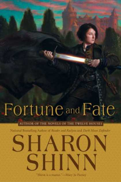Bestselling Sci-Fi/ Fantasy (2008) - Fortune and Fate by Sharon Shinn