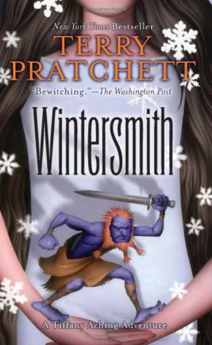Bestselling Sci-Fi/ Fantasy (2008) - Wintersmith (Discworld) by Terry Pratchett