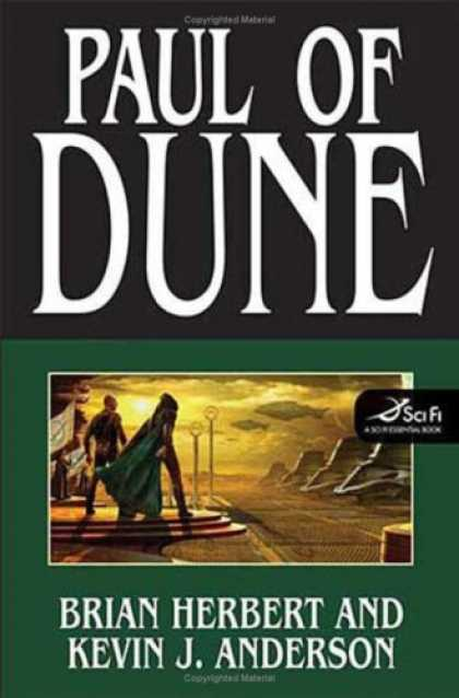 Bestselling Sci-Fi/ Fantasy (2008) - Paul of Dune by Brian Herbert