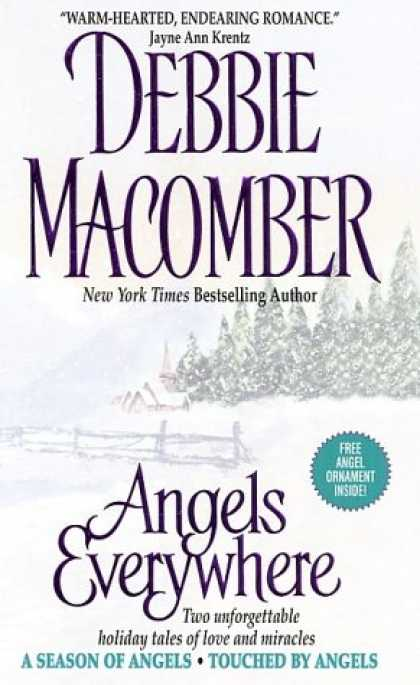 Bestselling Sci-Fi/ Fantasy (2008) - Angels Everywhere (A Season of Angels / Touched by Angels) by Debbie Macomber