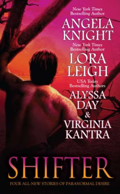 Bestselling Sci-Fi/ Fantasy (2008) - Shifter by Angela Knight
